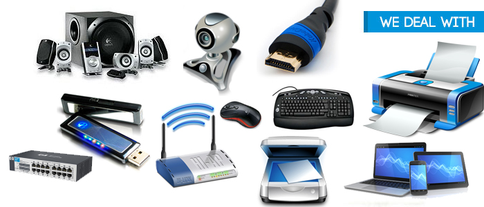 Computer Accessories & Peripherals